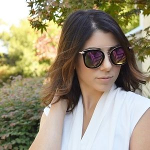 DIFF Eyewear Zoey Sunglasses